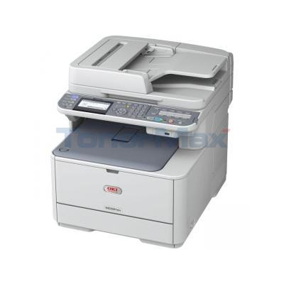 Okidata MC561 MFP